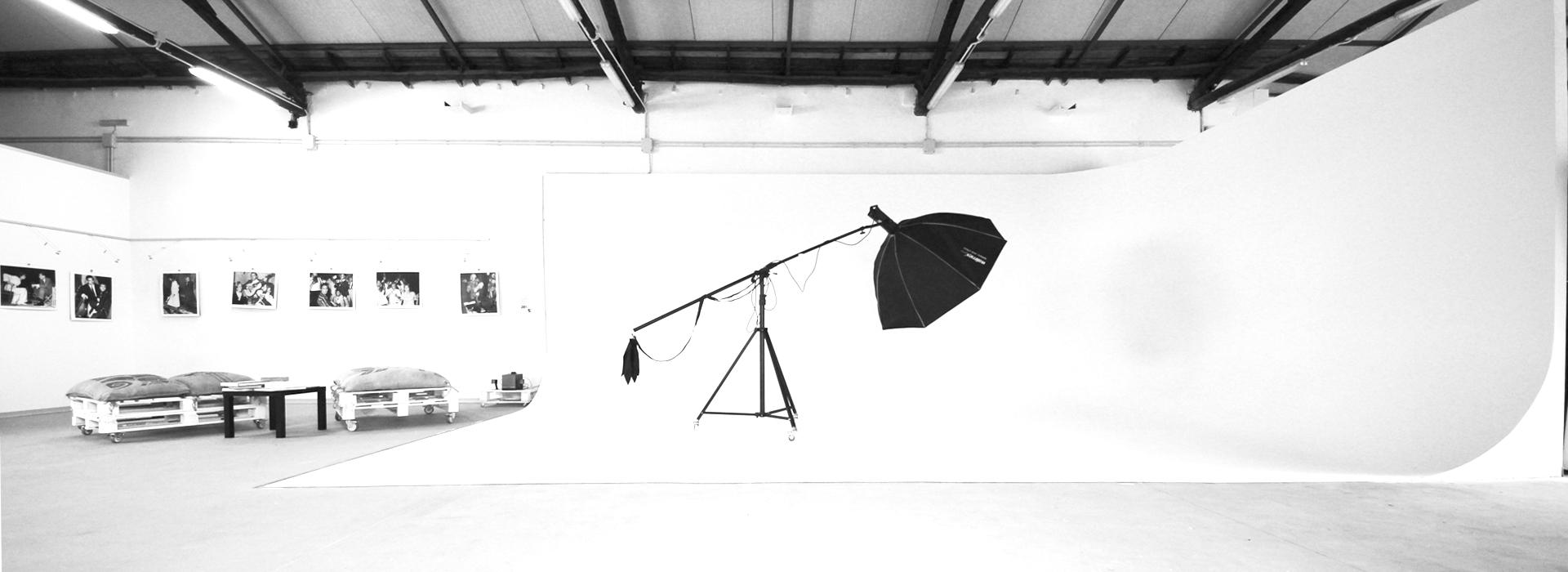 studio fotografico roma sala posa limbo cyclorama
