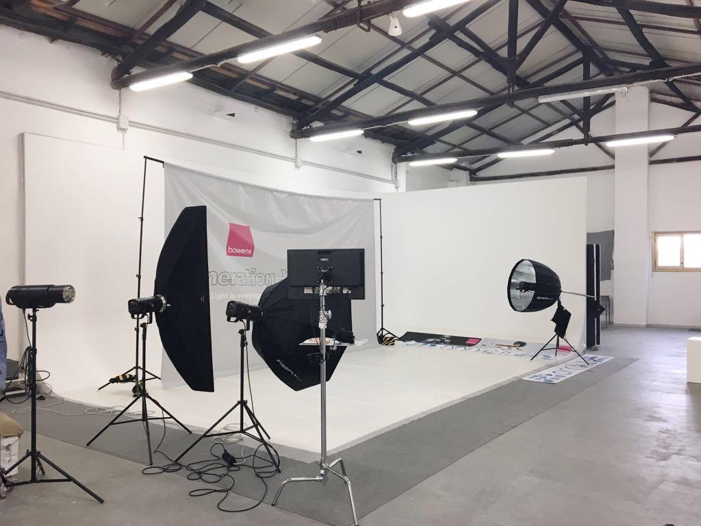 noleggio limbo cyclorama roma sala posa studio fotografico2